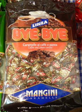 マンジーニ コーヒーキャンディ100g